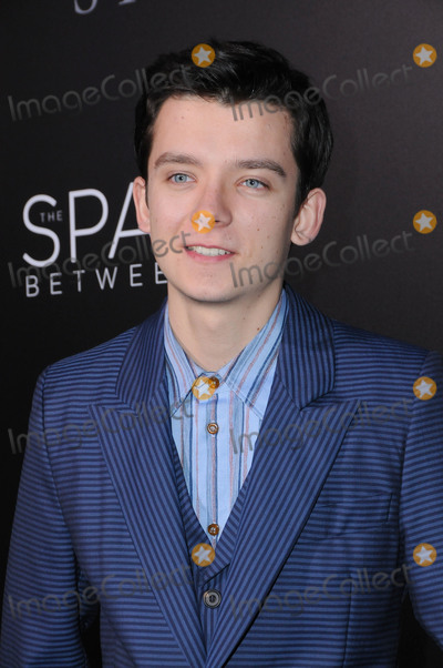 "Asa Butterfield Photo - 17 January 2017 - Hollywood, California - Asa Butterfield. 2017 ""The Space Between Us"" special Los Angeles screening held at Arclight Hollywood. Photo Credit: Birdie Thompson/AdMedia"