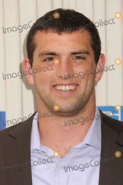 Andrew Luck Photo - 8 June 2013 - Culver City, California - Andrew Luck. 2013 Spike TV Guys Choice Awards held at Sony Pictures Studios. Photo Credit: Byron Purvis/AdMedia