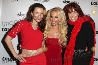 Alicia Arden, Shay, teri groves, Shai Photo - 08 December 2010 - Hollywood, California - Alicia Arden, Teri Groves and Shay Lyn. 5th Annual Bench Warmer Holiday Christmas Toys for Tots Party held at The Colony Club. Photo: Charles Harris/AdMedia