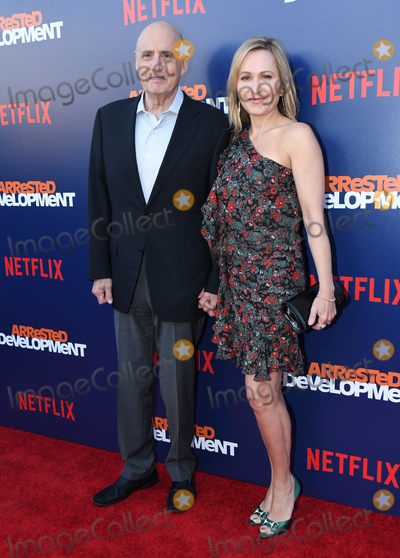 "Jeffrey Tambor, Arrested Development Photo - 17 May 2018 - Hollywood, California - Jeffrey Tambor. Netflix's ""Arrested Development"" Season 5 Premiere held at Netflix FYSee Theater. Photo Credit: Birdie Thompson/AdMedia"