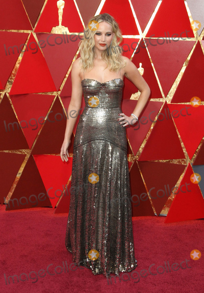 Jennifer Lawrence Photo - 04 March 2018 - Hollywood, California - Jennifer Lawrence. 90th Annual Academy Awards presented by the Academy of Motion Picture Arts and Sciences held at Hollywood & Highland Center. Photo Credit: AdMedia