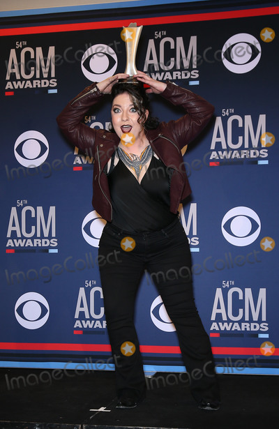 Ashley McBryde Photo - 07 April 2019 - Las Vegas, NV - Ashley McBryde. 54th Annual ACM Awards Press Room at MGM Grand Garden Arena. Photo Credit: MJT/AdMedia