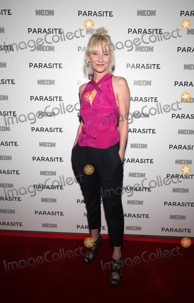 """Anne Heche, Ann Heche Photo - 2 October 2019 - Hollywood, California - Anne Heche. Neon Presents Los Angeles Premiere Of """"Parasite"""" held at ArcLight Hollywood. Photo Credit: FSadou/AdMedia"""
