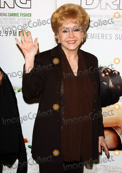 """Debbie Reynolds, Carrie Fisher Photo - 06 December 2010 - Hollywood, California - Debbie Reynolds. Premiere of HBO's Documentary """"Wishful Drinking"""" based on Carrie Fisher's tale of her life held at the Linwood Dunn Theater at the Pickford Center for Motion Study. Photo: Tommaso Boddi/AdMedia"""