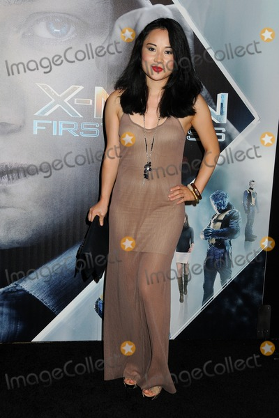 """Amy Rider Photo - 8 September 2011 - Hollywood, California - Amy Rider. """"X-Men: First Class"""" Blu-Ray/DVD Release Party held at the Roosevelt Hotel. Photo Credit: Byron Purvis/AdMedia"""