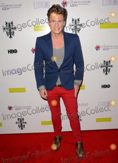 """Blake McIvere Photo - 19 March 2015 - West Hollywood, California - Blake McIvere. Arrivals for the Los Angeles screening of HBO's """"Looking"""" Season 2 Finale held at The Abbey Food & Bar. Photo Credit: Birdie Thompson/AdMedia"""