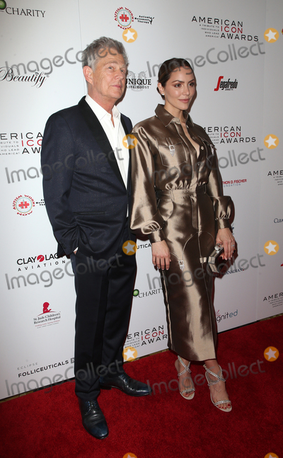 David Foster, Four Seasons Photo - 19 May 2019 - Beverly Hills, California - David Foster, Katharine McPhee. The 2019 American Icon Awards held at The Beverly Wilshire Four Seasons Hotel. Photo Credit: Faye Sadou/AdMedia