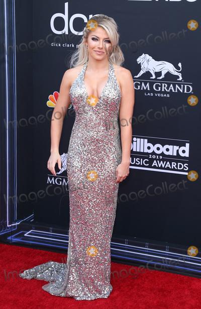 Alexa Bliss Photo - 01 May 2019 - Las Vegas, NV - Alexa Bliss.  2019 Billboard Music Awards at MGM Grand Garden Arena, Arrivals. Photo Credit: mjt/AdMedia