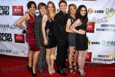 Constance Marie, Lea Thompson, Lucas Grabeel, Vanessa Marano, Katie Leclerc, Katie Leclerc_, Sean Berdy, Léna Jam-Panoï, Teairra Marí, Vanessa Larré Photo - 5 June 2011 - West Hollywood, California - Constance Marie, Lucas Grabeel, Katie Leclerc, Sean Lance Berdy, Lea Thompson, Vanessa Marano. 9th Annual GLAD Benefit Extravaganza_Arrivals  Held At The House of Blues. Photo Credit: Kevan Brooks/AdMedia