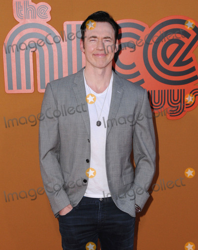 """Kevin Durand Photo - 10 May 2016 -Hollywood, California - Kevin Durand. Arrivals for the Los Angeles premiere of """"The Nice Guys"""" held at the TCL Chinese Theater. Photo Credit: Birdie Thompson/AdMedia"""