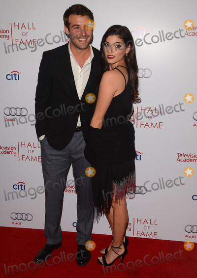 Amanda Setton, JAMES WOLK Photo - 11 March 2014 - Beverly Hills, California - James Wolk, Amanda Setton.  Arrivals for the Television Academy's 23rd Annual Hall of Fame at The Beverly Wilshire Hotel in Beverly Hills. Photo Credit: Birdie Thompson/AdMedia