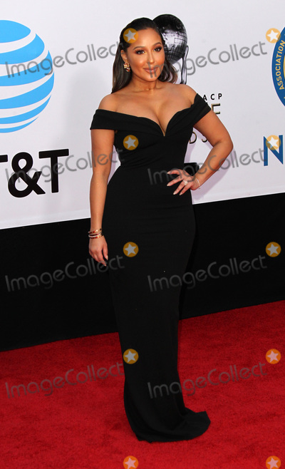 Adrienne Houghton Photo - 15 January 2018 - Pasadena, California - Adrienne Houghton. 49th NAACP Image Awards 2018 Arrivals held at the Pasadena Civic Auditorium in Pasadena. Photo Credit: AdMedia