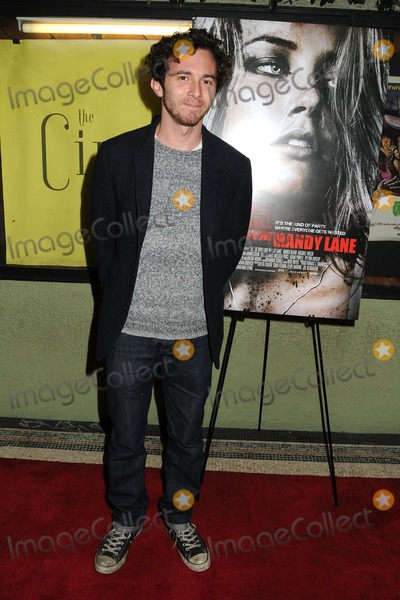 """Aaron Himelstein, Mandi Lane Photo - 9 October 2013 - Los Angeles, California - Aaron Himelstein. """"All The Boys Love Mandy Lane"""" Los Angeles Premiere held at The CineFamily Theatre. Photo Credit: Byron Purvis/AdMedia"""