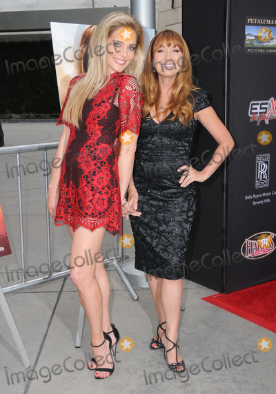 "Christina Moore, Jane Seymour Photo - 07 June 2017 - Hollywood, California - Christina Moore, Jane Seymour. Los Angeles premiere of ""Pray For Rain"" held at ArcLight in Hollywood. Photo Credit: Birdie Thompson/AdMedia"