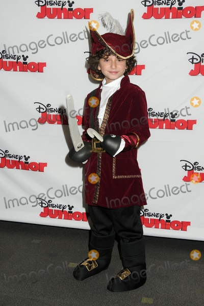 "August Maturo, Neverland, Walt Disney Photo - 18 October 2014 - Burbank, California - August Maturo. ""Jake and the Neverland Pirates: Battle for the Book!"" Los Angeles Premiere held at Walt Disney Studios. Photo Credit: Byron Purvis/AdMedia"