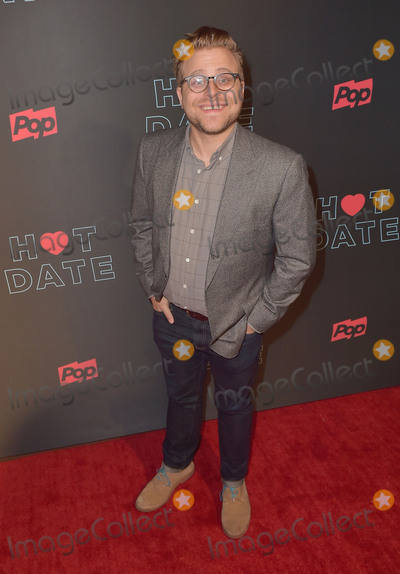 "Adam Conover, Will Arnett Photo - Will Arnett02 November 2017 - West Hollywood, California - Adam Conover. ""Hot Date"" Los Angeles Premiere held at Estrella. Photo Credit: F. Sadou/AdMedia"