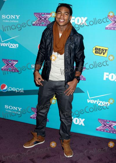 "Arin Ray Photo - 05 November 2012 - Beverly Hills, California - Arin Ray. ""The X Factor"" Season 2 Finalists Party held at The Bazaar at The SLS Hotel Beverly Hills. Photo Credit: Russ Elliot/AdMedia"