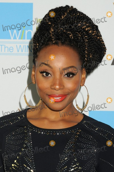 Erica Ash, ASH Photo - 14 December 2014 - Beverly Hills, California - Erica Ash. Women's Image Awards 2014 held at the Beverly Hills Women's Club. Photo Credit: Byron Purvis/AdMedia