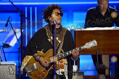 Lenny Kravitz Photo - Lenny Kravitz performs during the third session of the 2016 Democratic National Convention at the Wells Fargo Center in Philadelphia, Pennsylvania on Wednesday, July 27, 2016. Photo Credit: Ron Sachs/CNP/AdMedia