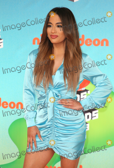 Ally Brooke Photo - 23 March 2019 - Los Angeles, California - Ally Brooke. 2019 Nickelodeon Kids' Choice Awards held at The USC Galen Center. Photo Credit: Faye Sadou/AdMedia