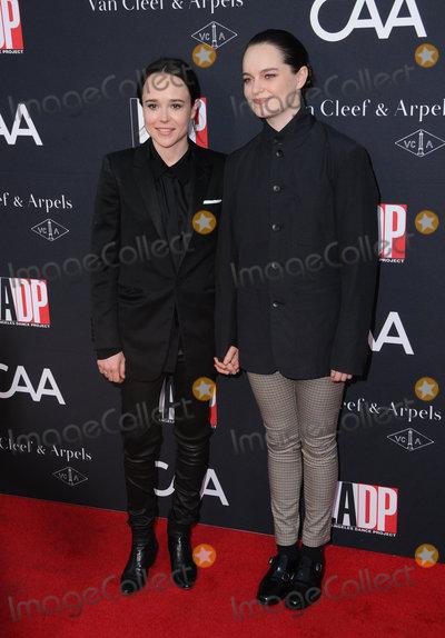 Ellen Page Photo - 07 October  2017 - Los Angeles, California - Ellen Page, Emma Portner. L.A. Dance Project's Annual Gala held at LA Dance Project in Los Angeles. Photo Credit: Birdie Thompson/AdMedia
