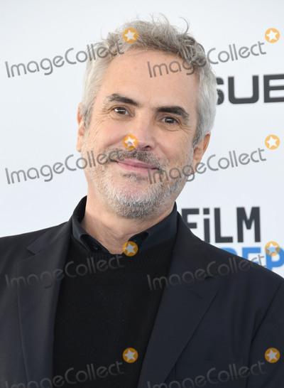 Alfonso Cuaron, Alfonso André Photo - 23 February 2019 - Santa Monica, California - Alfonso Cuaron. 2019 Film Independent Spirit Awards - Arrivals held at the Santa Monica Pier. Photo Credit: Birdie Thompson/AdMedia