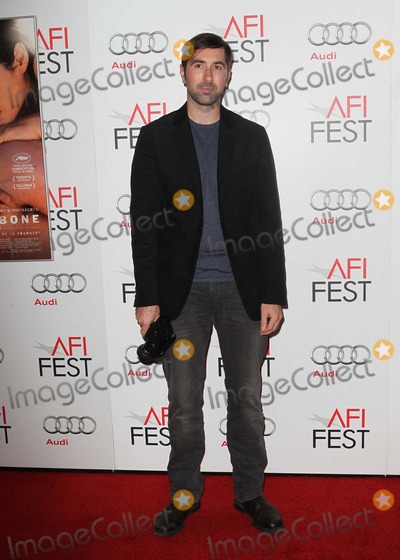 """Aaron Munson, Audy, Grauman's Chinese Theatre Photo - 5 November 2012 - Hollywood, California - Aaron Munson. 2012 AFI FEST Presented By Audi - """"Rust And Bone""""  Held At The Grauman's Chinese Theatre. Photo Credit: Kevan Brooks/AdMedia"""