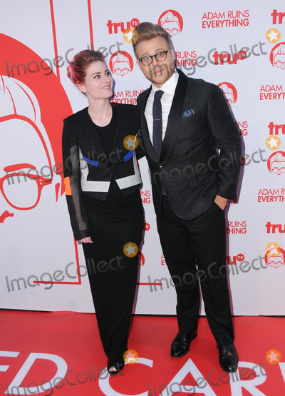 """Adam Conover Photo - 18 August 2016 - Hollywood, California. Adam Conover. Premiere Screening of truTV's """"Adam Ruins Everything"""" held at The Library at The Redbury Hotel. Photo Credit: Birdie Thompson/AdMedia"""