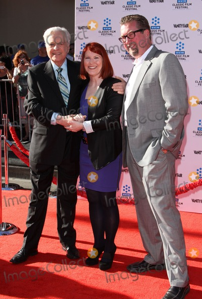 Kate Flannery, Grauman's Chinese Theatre Photo - 28 April 2011 - Hollywood, California - Kate Flannery and Chris Haston. 2011 TCM Classic Film Festival Opening Night Held At The Grauman Chineses Theatre. Photo: Kevan Brooks/AdMedia