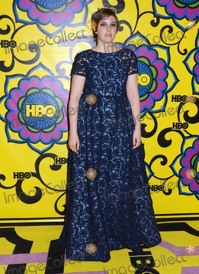 Lena Dunham Photo - 23 September 2012 - West Hollywood, California - Lena Dunham. 2012 HBO Post Award Reception following the 64th Primetime Emmy Awards held at the Pacific Design Center. Photo Credit: Birdie Thompson/AdMedia