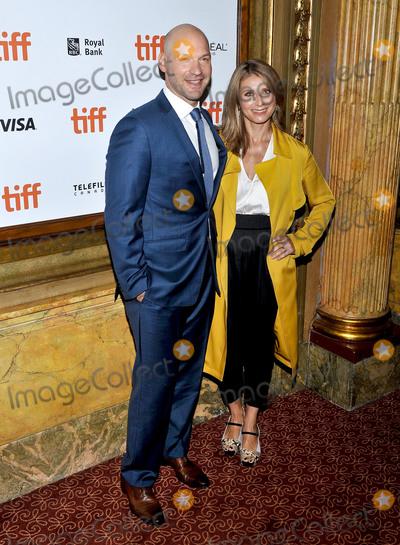 "Corey Stoll Photo - 10 September  2018 - Toronto, Ontario, Canada. Corey Stoll, Nadia Bowers. ""First Man"" Premiere - 2018 Toronto International Film Festival at the Elgin Theatre. Photo Credit: Brent Perniac/AdMedia"
