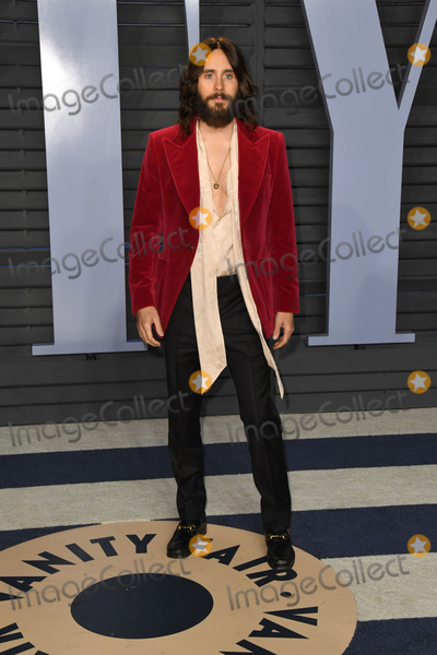Jared Leto, Wallis Annenberg Photo - 04 March 2018 - Los Angeles, California - Jared Leto. 2018 Vanity Fair Oscar Party following the 90th Academy Awards held at the Wallis Annenberg Center for the Performing Arts. Photo Credit: Birdie Thompson/AdMedia