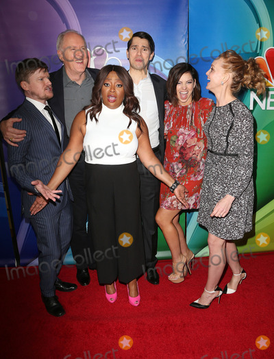 Jayma Mays, John Lithgow, Nicholas D'Agosto, Sherri Shepherd, Krysta Rodriguez, Steven Boyer Photo - 18 January 2017 - Pasadena, California - Steven Boyer, John Lithgow, Nicholas D'Agosto, Sherri Shepherd, Krysta Rodriguez, Jayma Mays. 2017 NBCUniversal Winter Press Tour held at the Langham Huntington Hotel. Photo Credit: F. Sadou/AdMedia