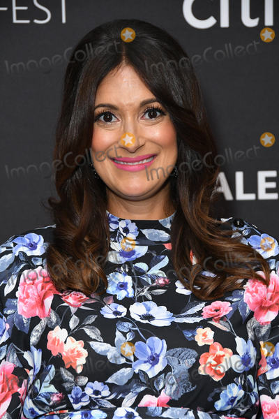 "Angelique Cabral, Angelique  Cabral Photo - 06 September 2019 - Beverly Hills, California - Angelique Cabral. The Paley Center For Media's 2019 PaleyFest Fall TV Previews - ""Undone"" held at The Paley Center for Media. Photo Credit: Birdie Thompson/AdMedia"