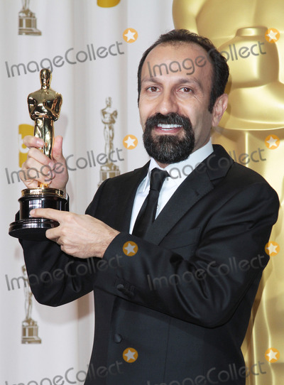Asghar Farhadi Photo - 26 February 2012 - Hollywood, California - Asghar Farhadi. 84th Annual Academy Awards held at the Hollywood & Highland Center. Photo Credit: James Orken/ Starlitepics/AdMedia