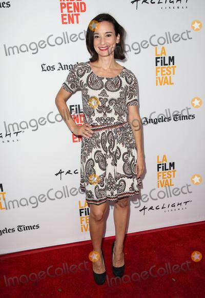 "Alison Becker, Beck Photo - 15 June 2017 - Culver City, California - Alison Becker. 2017 Los Angeles Film Festival - Premiere Of ""Becks"" held at ArcLight Culver City. Photo Credit: F. Sadou/AdMedia"