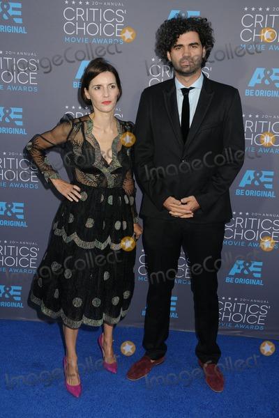 Armando Bo Photo - 15 January 2015 - Hollywood, California - Armando Bo. 20th Annual Critics' Choice Movie Awards - Arrivals held the Hollywood Palladium. Photo Credit: Byron Purvis/AdMedia