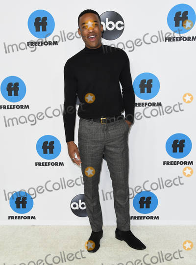 Titus Makin Photo - 05 February 2019 - Pasadena, California - Titus Makin. Disney ABC Television TCA Winter Press Tour 2019 held at The Langham Huntington Hotel. Photo Credit: Birdie Thompson/AdMedia