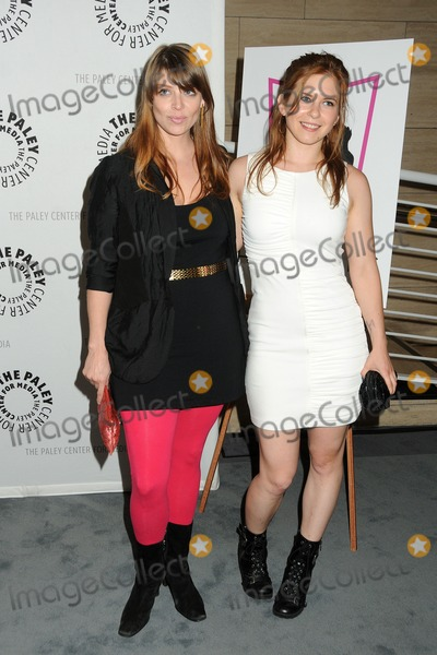 "Amber Benson, Magda Apanowicz Photo - 13 August 2012 - Beverly Hills, California - Amber Benson, Magda Apanowicz. ""Husbands"" Season Two Premiere Panel held at The Paley Center for Media. Photo Credit: Byron Purvis/AdMedia"