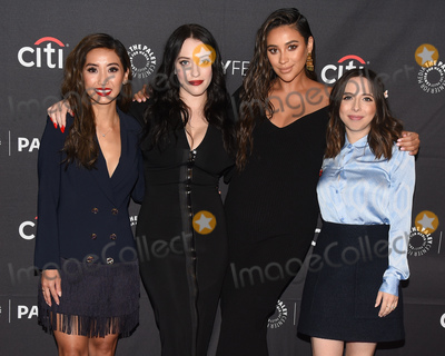 "Brenda Song, Kat Dennings, Shai, Shay, Shay Mitchell, Shay Mitchel, Kat Denning, Esther Povitsky Photo - 10 September 2019 - Beverly Hills, California - Brenda Song, Kat Dennings, Shay Mitchell, Esther Povitsky. ""Dollface"" The Paley Center For Media's 13th Annual PaleyFest Fall TV Previews - Hulu. Photo Credit: Billy Bennight/AdMedia"