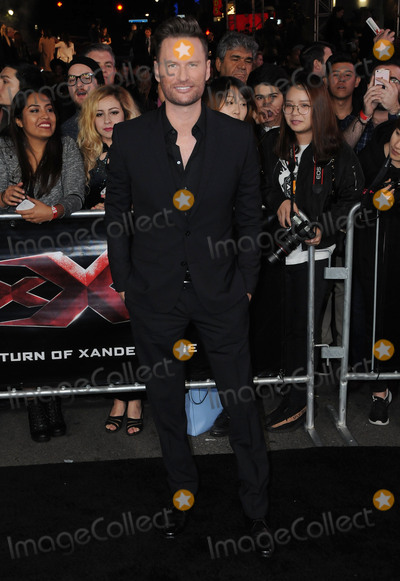 """Brian Tyler, XX, TCL Chinese Theatre Photo - 19 January 2017 - Hollywood, California - Brian Tyler. Los Angeles premiere of  """"xXx: Return Of Xander Cage"""" held at the TCL Chinese Theatre. Photo Credit: Birdie Thompson/AdMedia"""