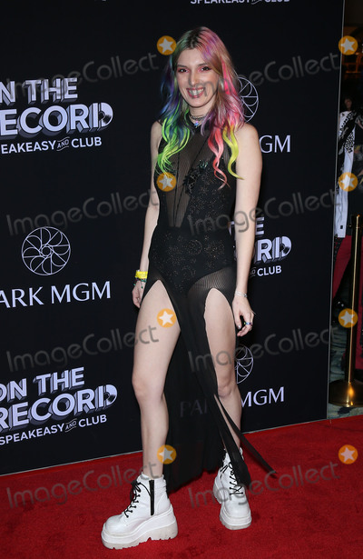 Dani Thorne Photo - 19 January 2019 - Las Vegas, NV -  Dani Thorne.  On The Record Grand Opening Red Carpet at Park MGM. Photo Credit: MJT/AdMedia