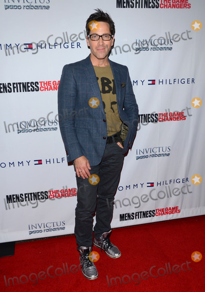 "Dan Bucatinsky Photo - 17 September 2014 - West Hollywood, California - Dan Bucatinsky. Men's Fitness hosts inaugural celebration of the annual ""Game Changers"" issue held at Palihouse Hotel in West Hollywood, Ca. Photo Credit: Birdie Thompson/AdMedia"