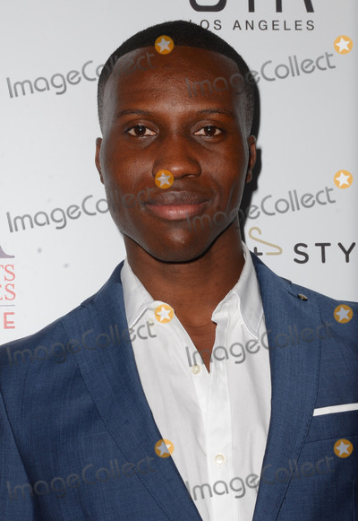 Amadou Ly Photo - 13 July 2015 - West Hollywood, California - Amadou Ly. Arrivals for the Pre-ESPY Kickoff Party held at STK. Photo Credit: Birdie Thompson/AdMedia