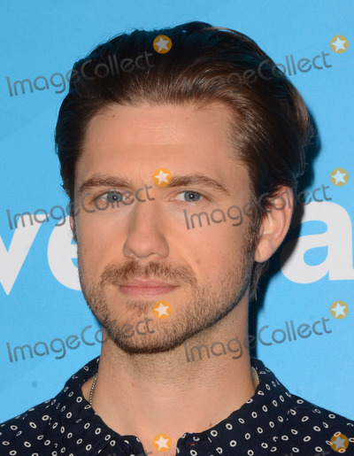 Aaron Tveit Photo - 02 April 2015 - Pasadena, California - Aaron Tveit. Arrivals for the NBC Universal Summer Press Day held at Langham Hotel. Photo Credit: Birdie Thompson/AdMedia