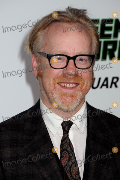 "Adam Savage, Grauman's Chinese Theatre Photo - 10 January 2011 - Hollywood, California - Adam Savage. ""The Green Hornet"" Los Angeles Premiere held at Grauman's Chinese Theatre. Photo: Byron Purvis/AdMedia"