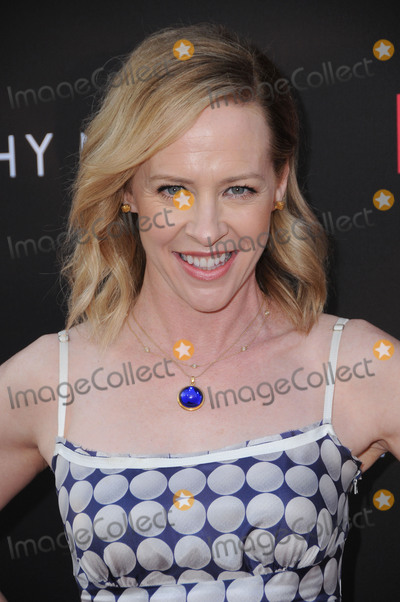"""Amy Hargreaves Photo - 30 March 2017 - Los Angeles, California - Amy Hargreaves.  Premiere Of Netflix's """"13 Reasons Why"""" held at Paramount Studios in Los Angeles. Photo Credit: Birdie Thompson/AdMedia"""