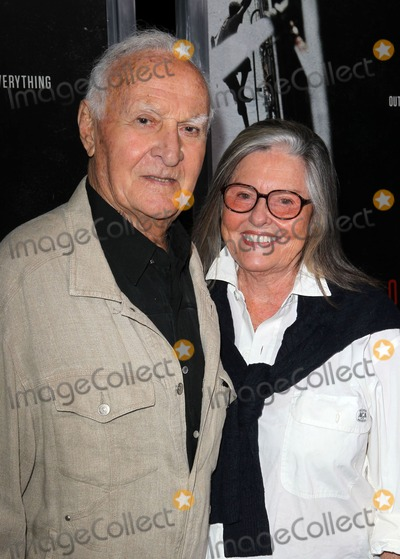 """Audrey Loggia, Robert Loggia Photo - 30 September 2013 - Beverly Hills, California - Robert Loggia, Audrey Loggia. Premiere Of Columbia Pictures' """"Captain Phillips""""  Held at the Academy of Motion Picture Arts and Sciences. Photo Credit: Kevan Brooks/AdMedia"""