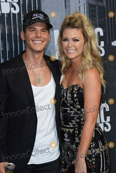 Amber Smith, Granger Smith Photo - 07 June 2017 - Nashville, Tennessee - Granger Smith, Amber Smith. 2017 CMT Music Awards held at Music City Center. Photo Credit: Tonya Wise/AdMedia