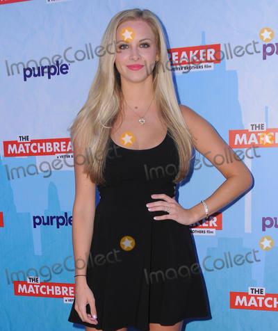 "Taylor Kalupa Photo - 04 October 2016 - Hollywood, California. Taylor Kalupa. Premiere Of Stadium Media's ""The Matchbreaker""  held at ArcLight Cinemas Cinerama Dome. Photo Credit: Birdie Thompson/AdMedia"